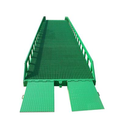 液压登车桥