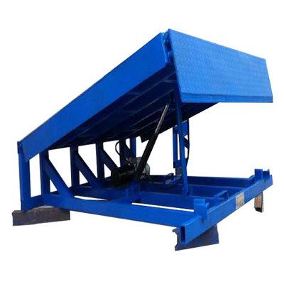 液压固定式登车桥